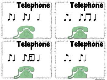 Telephone Rhythms {syncopa}