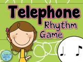 Telephone Rhythms {tam ti}