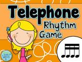 Telephone Rhythms {tiri-tiri}