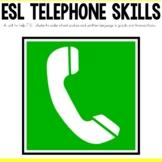 Telephone Skills Pack ESL