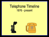 Telephone Timeline - PowerPoint