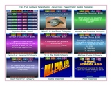 Telephones Jeopardy PowerPoint Game
