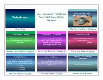 Telephones PowerPoint Presentation