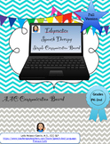 Telepractice-Simple ST AAC Communication Board-Full Version