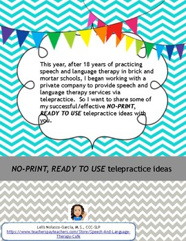 Telepractice-Social Skills and Problem-Solving