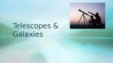 Telescopes & Galaxies Powerpoint