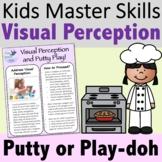 Teletherapy or In-Person Visual Perception/Fine Motor Skil