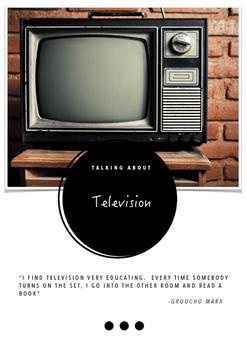 Television- A Conversation