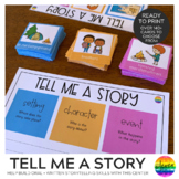Tell Me A Story Writing Center