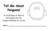 Tell Me About Penguins