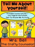 Tell Me About Yourself- Ice Breaker, Partner Activity