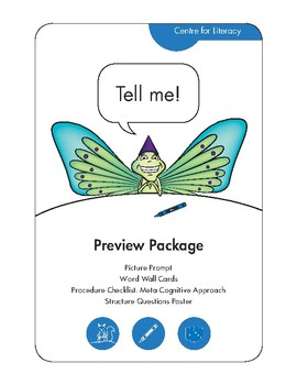 Tell Me! Structured Writing Program