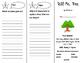 Tell Me, Tree Trifold - Imagine It 2nd Grade Unit 2 Week 5