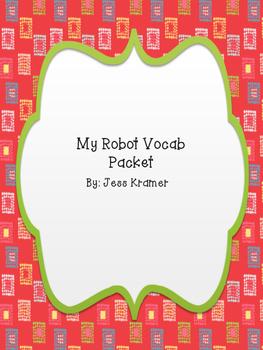 My Robot Vocabulary