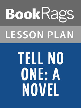 Tell No One: A Novel Lesson Plans