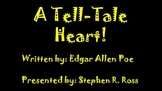 Tell-Tale Heart:  An Animated PPT Presentation