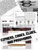 Tell Tale Heart BUNDLE: Unit Plan & Escape Room