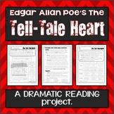 Tell-Tale Heart Dramatic Reading Project