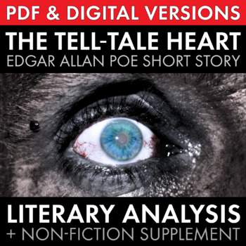 Common core resources lesson plans ccss ri9 107 tell tale heart edgar allan poes short story wnon fiction fandeluxe Image collections