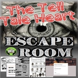 Tell Tale Heart Escape Room