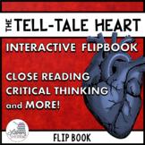 TELL-TALE HEART by Edgar Allan Poe: Interactive Flip Book