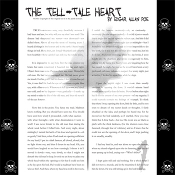 Tell Tale Heart Mood And Tone Edgar Allan Poe By Created For Learning
