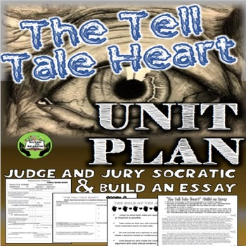 Tell Tale Heart Unit Plan
