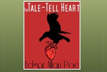 Tell Tale Heart by Edgar Allan Poe short story study