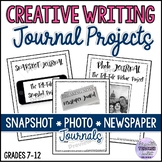 The Tell-Tale Journal Projects - Creative Writing