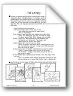 Tell a Story (Oral Language Skills)