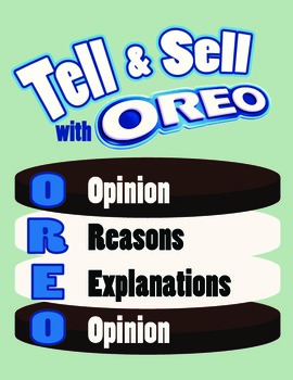 Tell and Sell with OREO