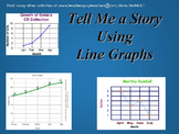 Tell me a Story using Line Graphs