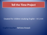 Tell-the-Time Project