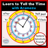 Tell the Time on an Analog Clock