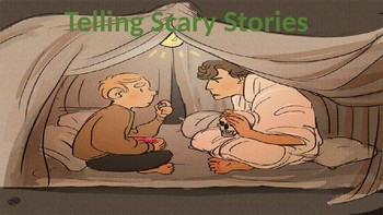 Telling Scary Stories