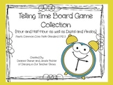 Telling Time Board Game Collection