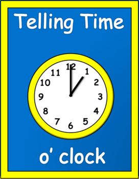 Telling The Time.