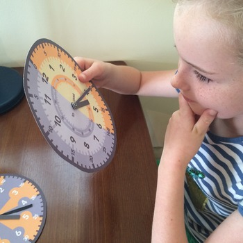 Telling Time Complete Bundle