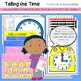 Telling The Time | o'clock and half past activities