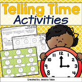 Time Unit, Telling Time Activities