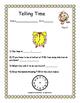 Telling Time 1st Grade