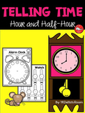 Telling Time {Hour and Half-Hour}