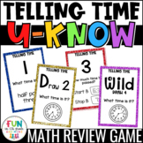 Telling Time Game | U-Know Time Telling Review Game