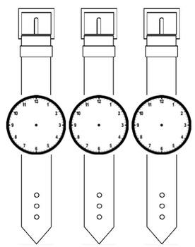 Wrist Watch Time Match