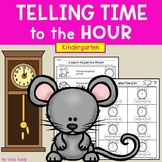 Telling Time to the Hour - Kindergarten