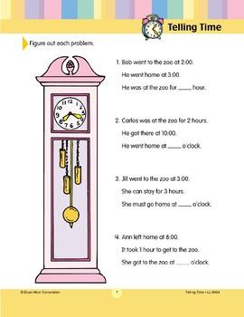 Figure Out Each Problem (Hour)