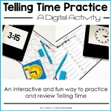 Telling Time (Distance Learning)