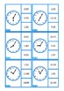Telling Time 5 Minute Intervals, Autism Special Education