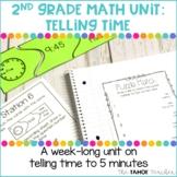 Telling Time | A 2nd Grade Math Unit