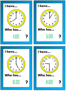 Telling Time Activities.